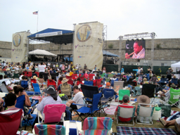Newport Jazz Festival- Main Stage, Newport, RI 2011
